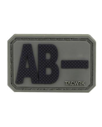 TACWRK - Blutgruppe PVC AB- Olive
