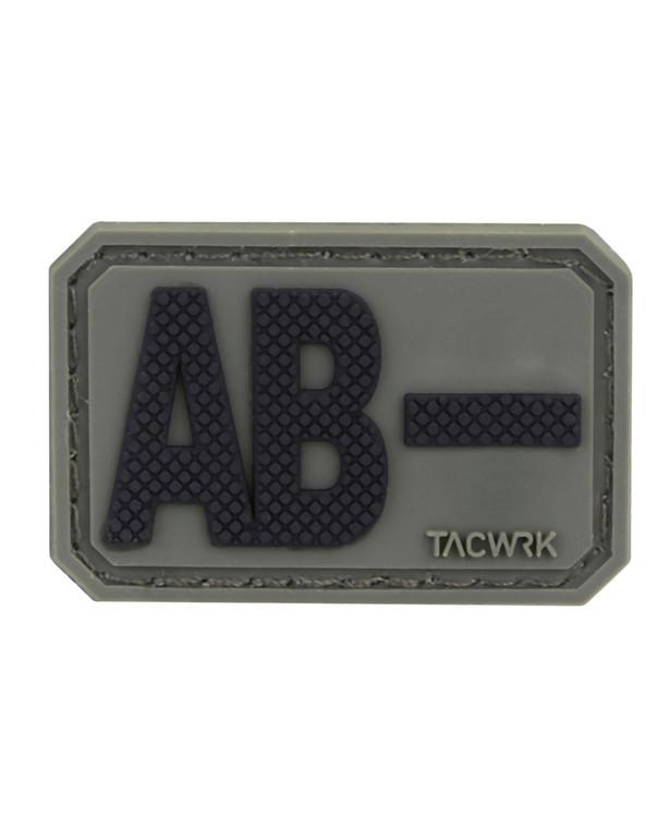 TACWRK Blutgruppe PVC AB- Olive