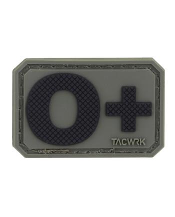 TACWRK - Blutgruppe PVC O+ Olive