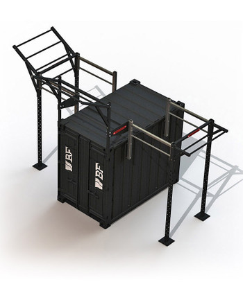 BeaverFit - FOB 5 Fitness-Container