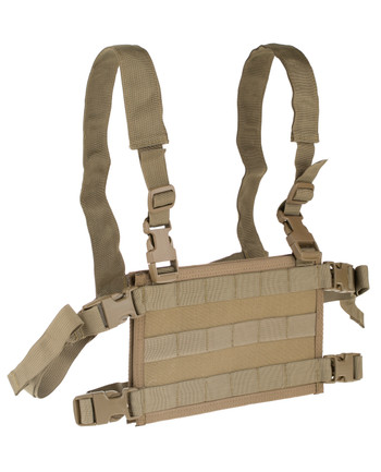High Speed Gear - Light Chest Rig Platform Coyote Brown