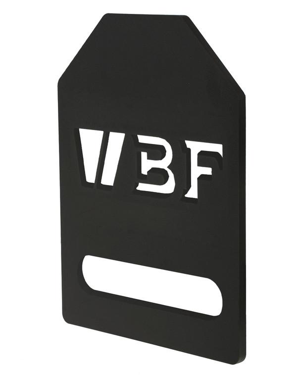 BeaverFit SOE 2x10lb Flat Plates Gewichtsplatten Set