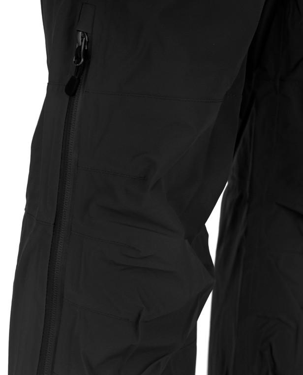 TASMANIAN TIGER Dakota Rain Pants Black Schwarz