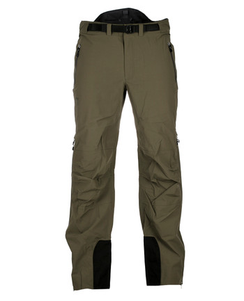 TASMANIAN TIGER - Dakota Rain Pants Oliv