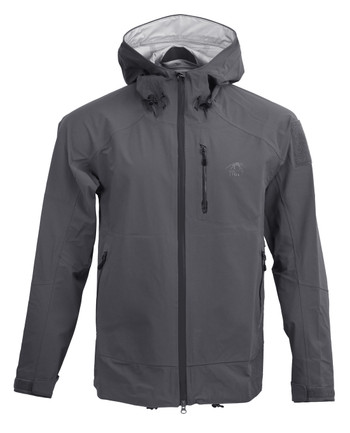 TASMANIAN TIGER - Dakota Rain M´s Jacket MK II Darkest Grey