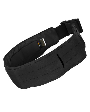 TASMANIAN TIGER - Warrior Belt LC Black Schwarz