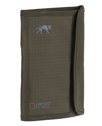 TASMANIAN TIGER - TT Passport Safe RFID Olive