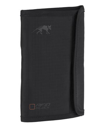 TASMANIAN TIGER - TT Passport Safe RFID Black