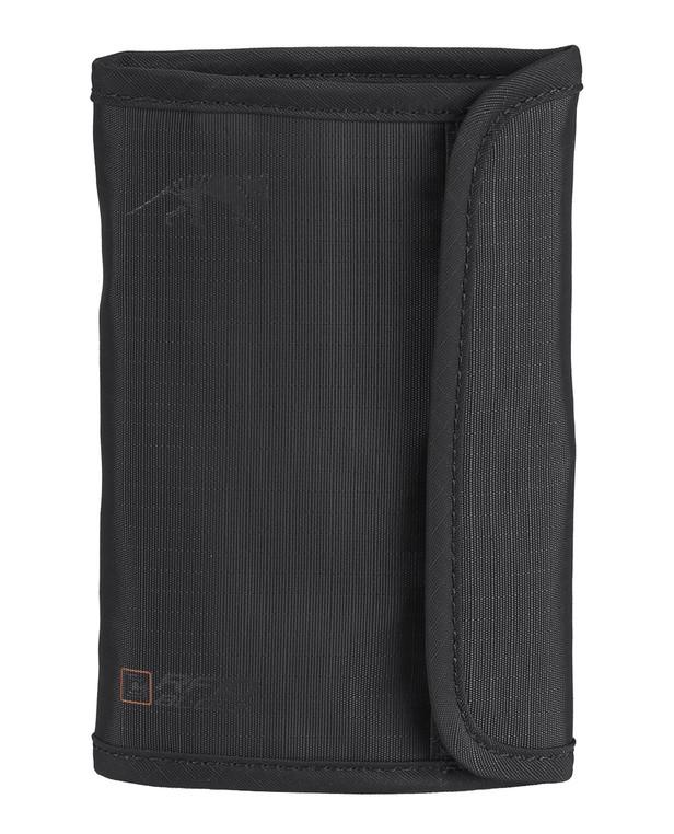 TASMANIAN TIGER TT Passport Safe RFID Black