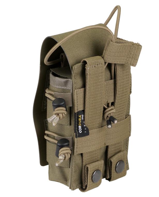 TASMANIAN TIGER SGL Mag Pouch MKII HK417 Khaki