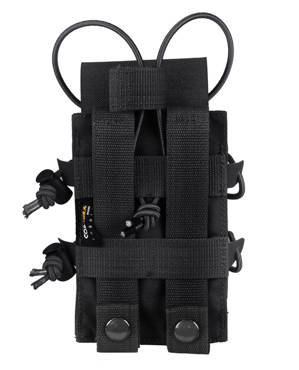 TASMANIAN TIGER SGL Mag Pouch MKII HK417 Black
