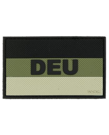 TACWRK - Deutschlandflagge DEU Patch Oliv