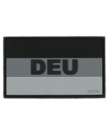 TACWRK - Deutschlandflagge DEU Patch SWAT