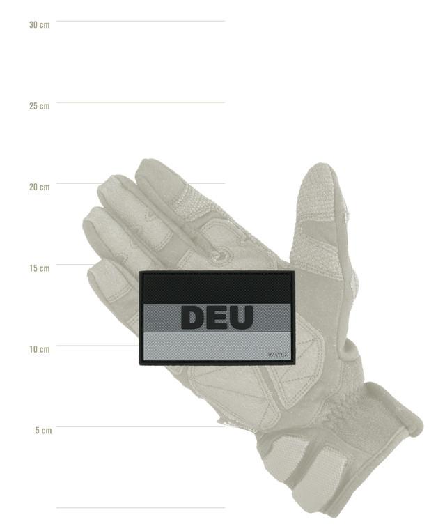 TACWRK Deutschlandflagge DEU Patch SWAT