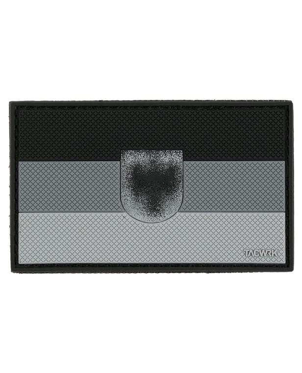 TACWRK Deutschlandflagge Wappen Patch SWAT