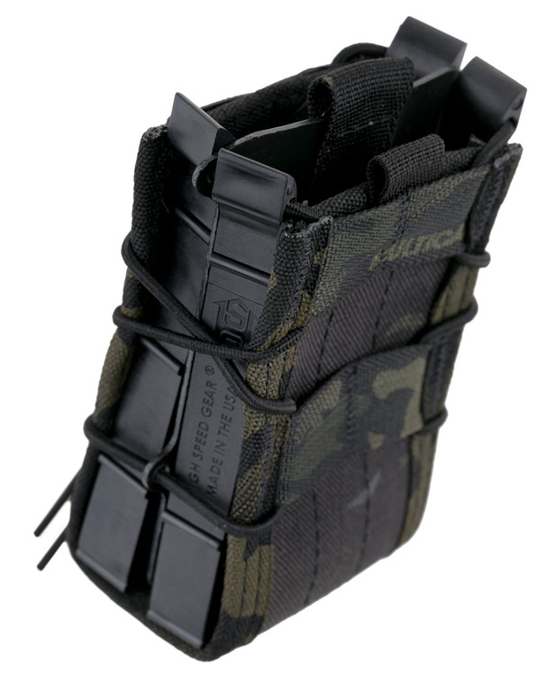 High Speed Gear X2R TACO Multicam Black