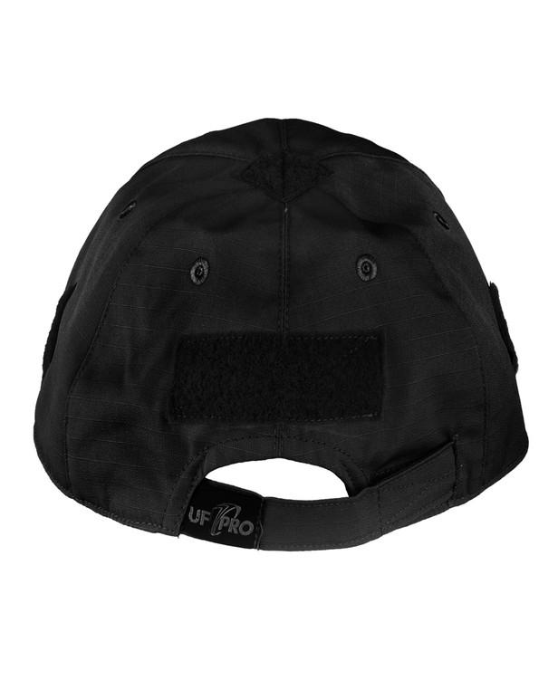 UF PRO Base Cap Black Schwarz