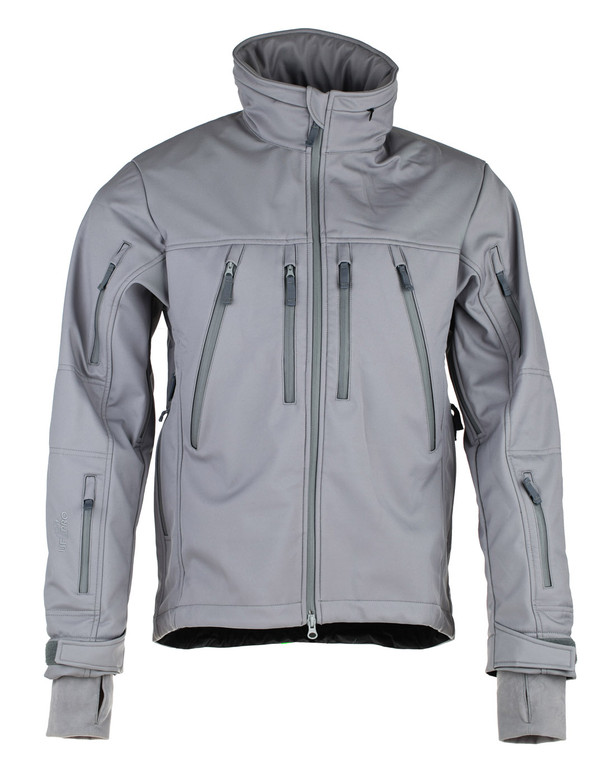 UF PRO Delta Eagle Gen. 2 Softshell Jacket Frost Grey