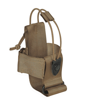 TASMANIAN TIGER - Tac Pouch 2 Radio Coyote Brown
