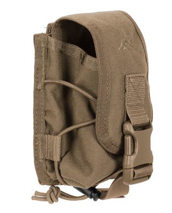 TASMANIAN TIGER - Smoke Pouch Coyote Brown