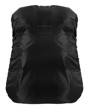 TASMANIAN TIGER - Raincover XL Black Schwarz