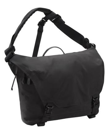 Arc'teryx LEAF - Courier Bag 15 Black Schwarz