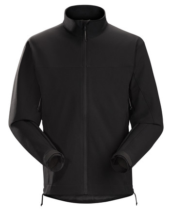 Arc'teryx LEAF - Patrol Jacket AR Men's Black Schwarz