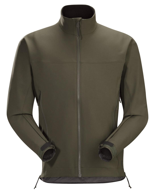 Arc'teryx LEAF Patrol Jacket AR Men's Ranger Green 17660.xxxxxx TACWRK