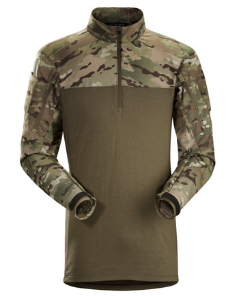 Arc'teryx LEAF - Assault Shirt LT Men's MultiCam