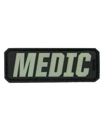 TACWRK - Medic Lettering GITD