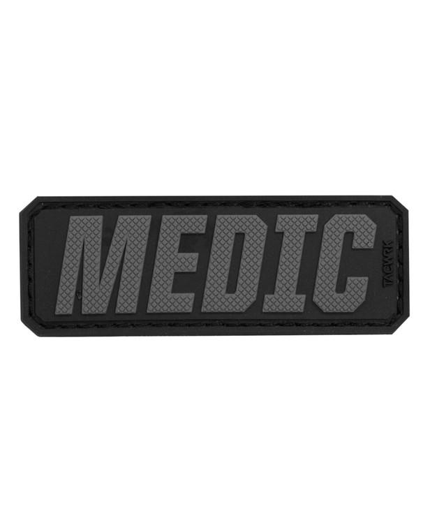TACWRK Medic Lettering SWAT