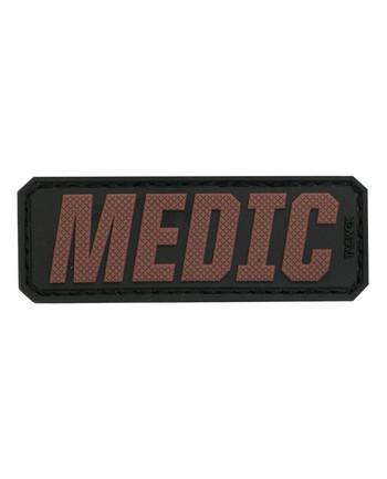 TACWRK - Medic Lettering Coyote