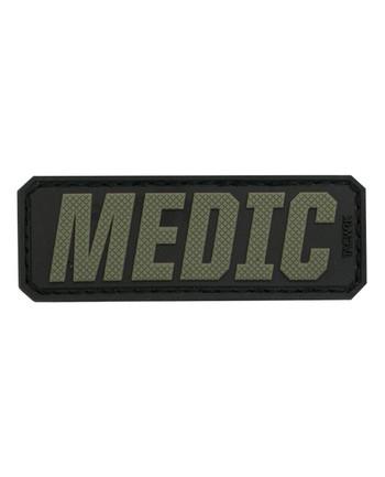 TACWRK - Medic Schriftzug Oliv