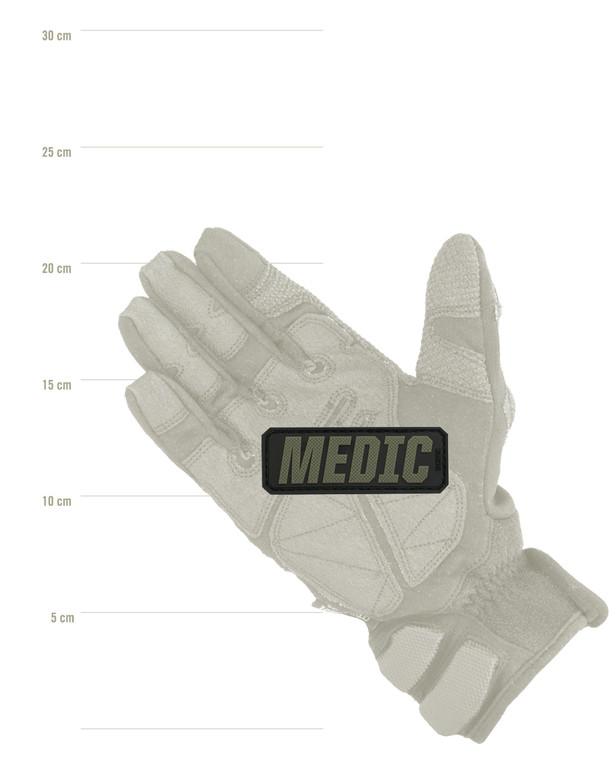 TACWRK Medic Schriftzug Oliv