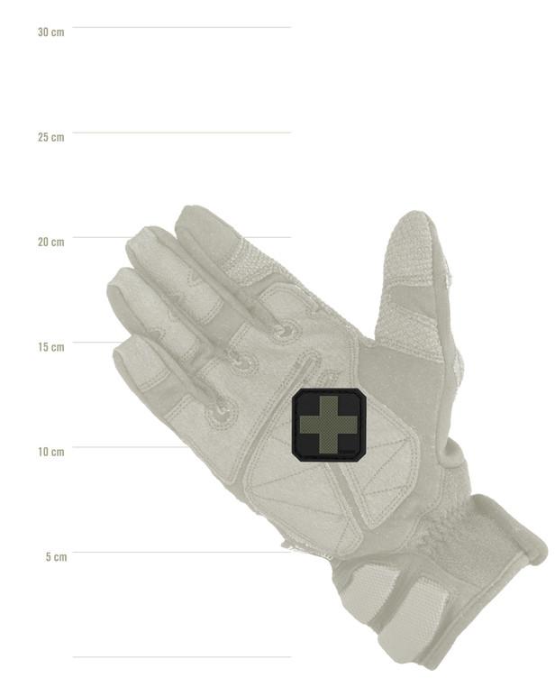 TACWRK Medic Cross Olive