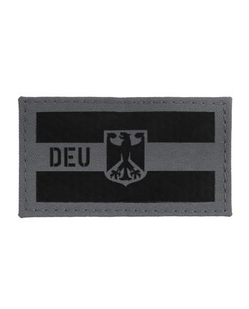 TACWRK - Deutschland Flagge Grau IR SOLAS