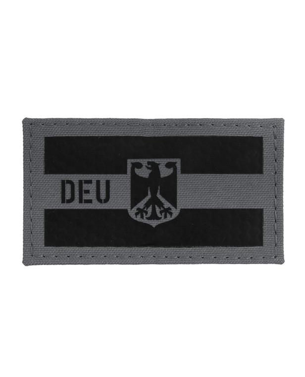 TACWRK German Flag Grey IR SOLAS