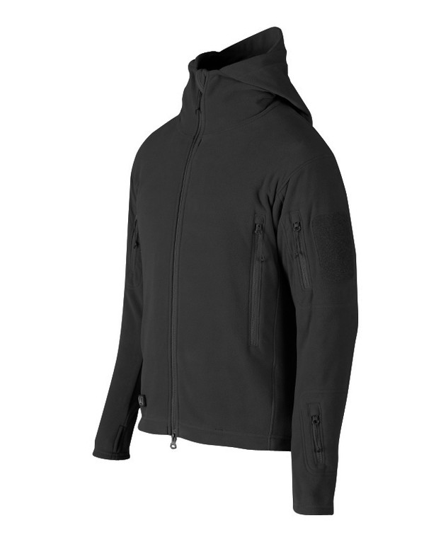 Triple Aught Design Ranger Hoodie LT Schwarz Patched