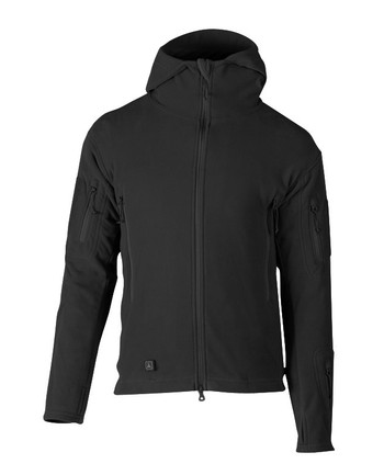 Triple Aught Design - Ranger Hoodie LT Schwarz Patched
