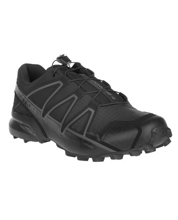 Salomon - Speedcross 4 Wide Forces Black Schwarz