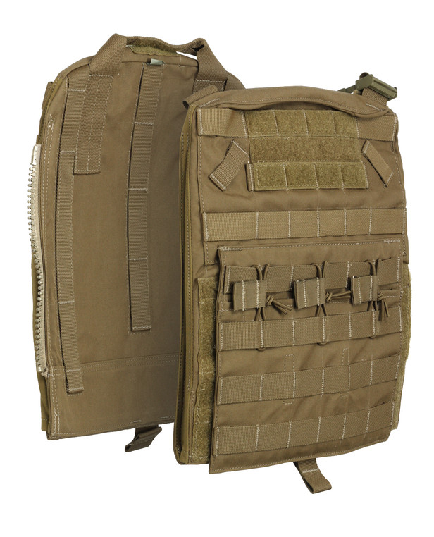 Crye Precision CPC Plate Pouch Set Coyote