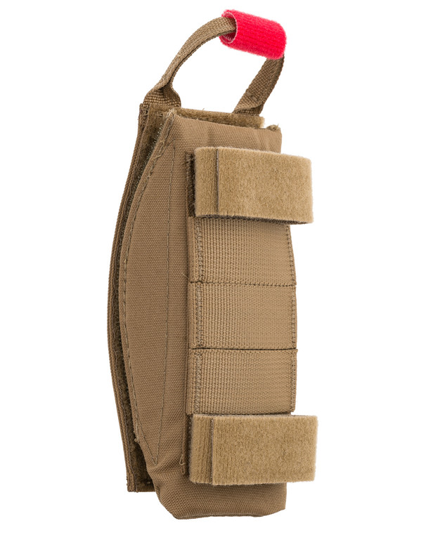 ITS Tactical TourniQuick Pouch Coyote