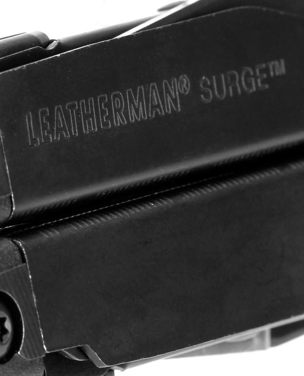 Leatherman SURGE Schwarz