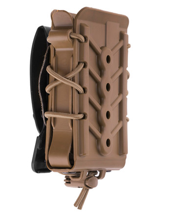 High Speed Gear - Polymer Rifle Taco Coyote Brown
