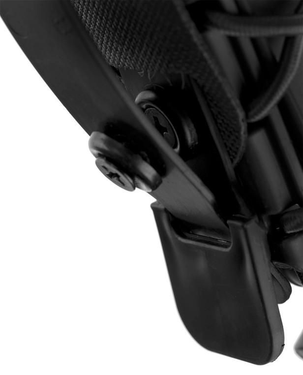 High Speed Gear Polymer Pistol Taco Black Schwarz
