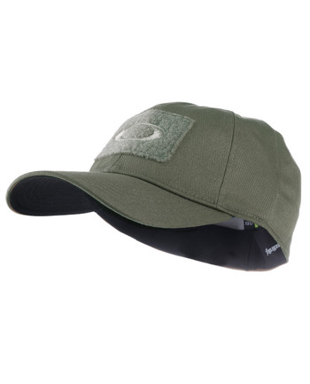 Oakley - Si Cotton Cap Worn Olive