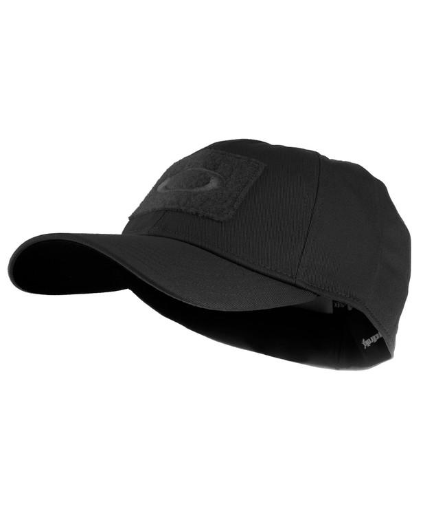 Oakley Si Cotton Cap Black Schwarz