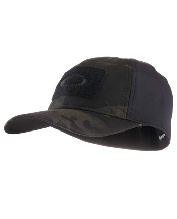 Oakley - Si Cotton Cap Multicam Black