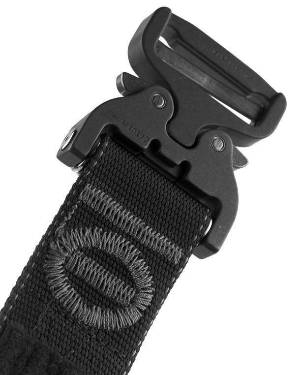 md-textil Jed Belt MGS Schwarz