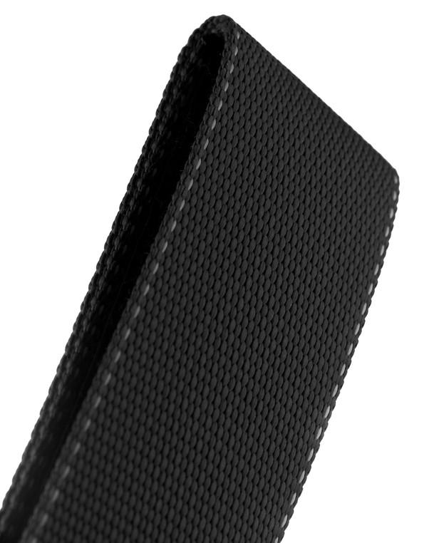 md-textil Jed Belt MGS inkl. Versteifung Schwarz